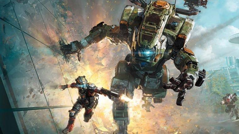 Respawn não está trabalhando em novo Titanfall, mas vai mostrar algo na EA Play