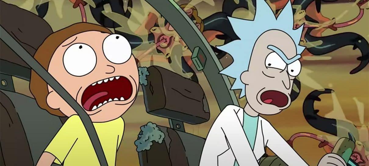 Rick and Morty | Cocriador gostaria de lançar um episódio por mês na quinta temporada