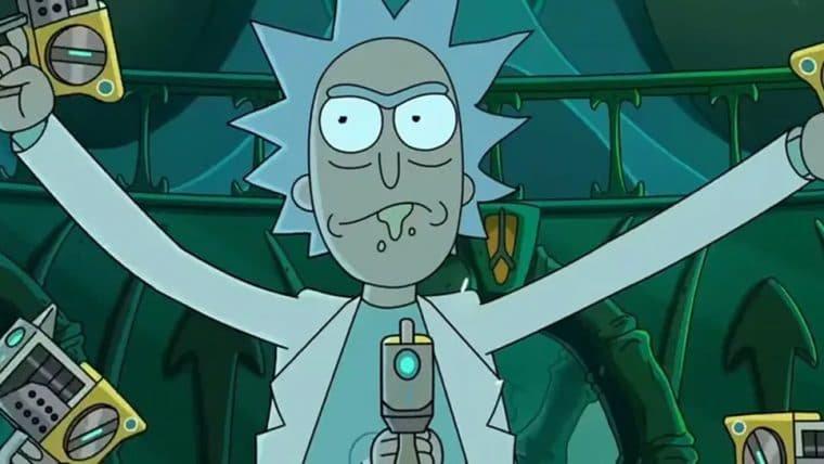 Rick and Morty | Vozes dos personagens devem ser gravadas remotamente