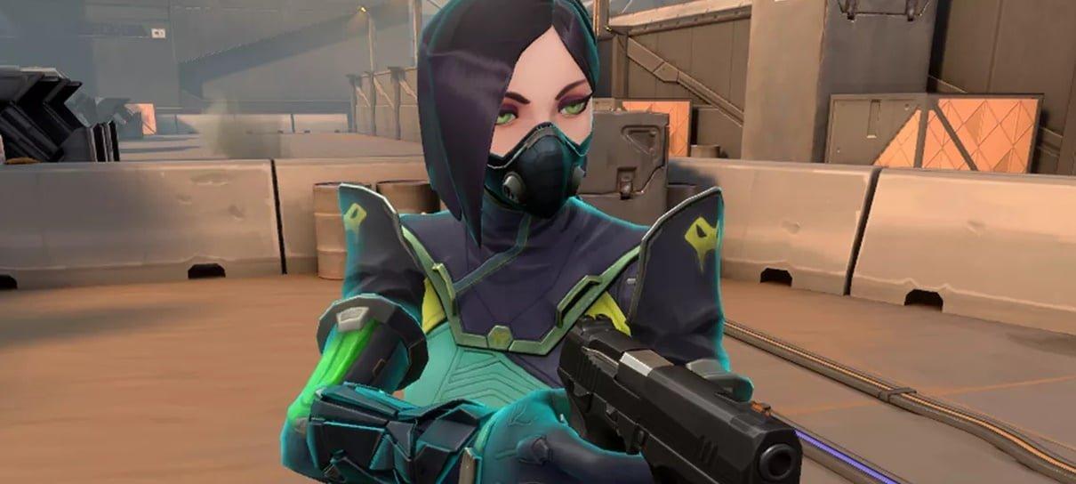 Riot Games já baniu quase 9 mil jogadores em Valorant
