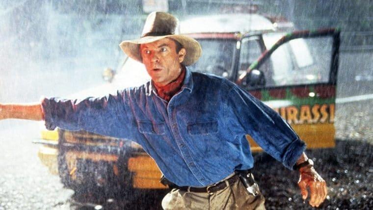 Gravações de Jurassic World: Dominion devem voltar em julho, diz Sam Neill