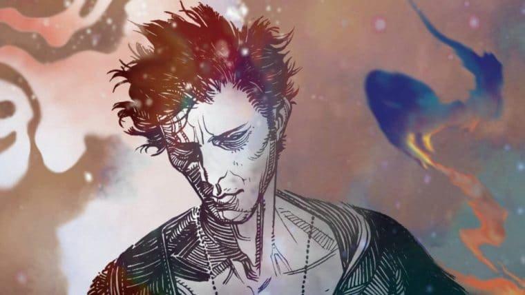 Neil Gaiman divulga elenco de peso para audiobook de Sandman