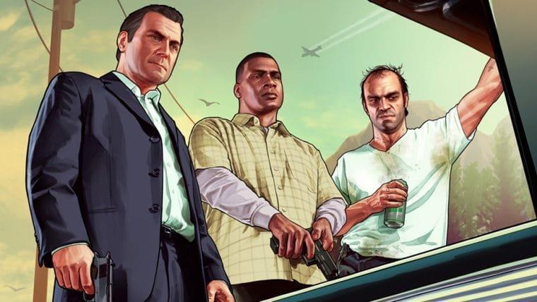 Servidores de GTA V não estão aguentando a quantidade de jogadores online