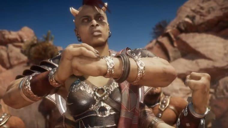Mortal Kombat 11 | Novo vídeo apresenta as habilidades de Sheeva
