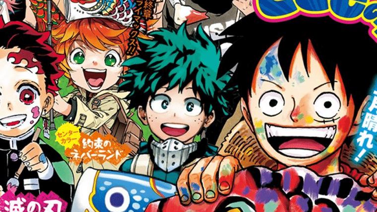 Shonen Jump fala que atrasos de capítulos de mangás são inevitáveis
