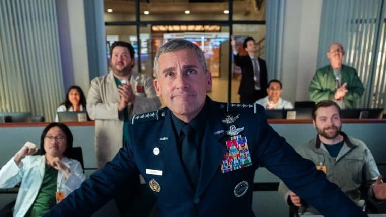 Space Force, série estrelada por Steve Carell, ganha teaser hilário