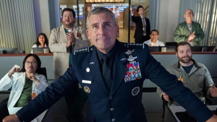 Space Force, série dos criadores de The Office, ganha trailer