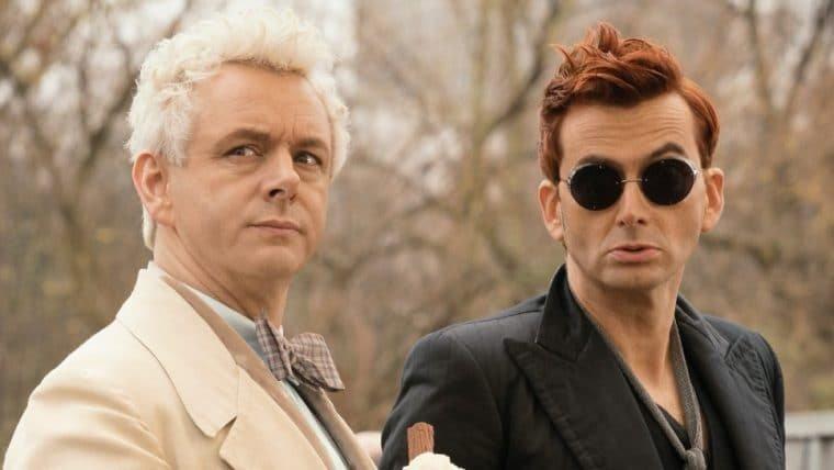 David Tennant e Michael Sheen estrelam Staged, série da BBC feita durante a quarentena