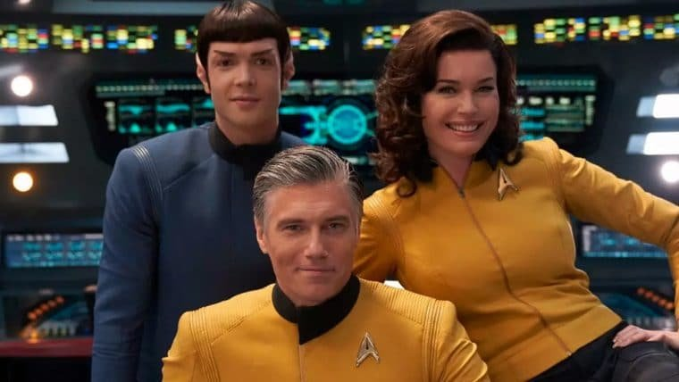 Star Trek: Strange New Worlds é novo spin-off de Discovery