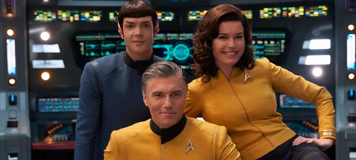 Star Trek: Strange New Worlds é novo spin-off de Discovery