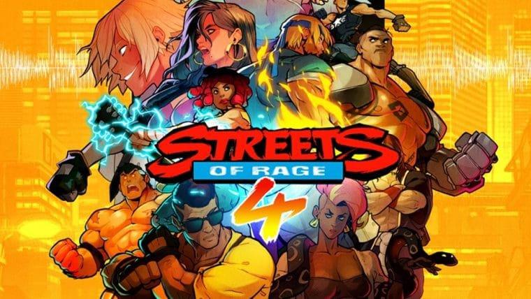Streets of Rage 4 | Bug no Xbox One será corrigido na próxima atualização