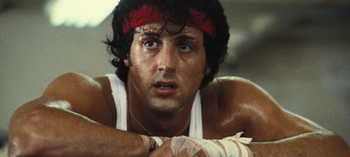 Sylvester Stallone fará live para comentar o primeiro filme de Rocky hoje (21)