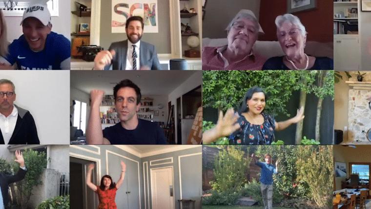 The Office | John Krasinski reúne elenco para realizar casamento de fãs