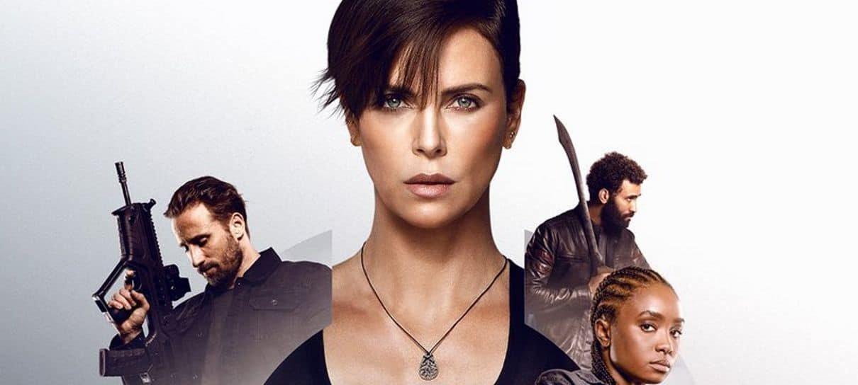 The Old Guard   Filme da Netflix com Charlize Theron ganha pôster