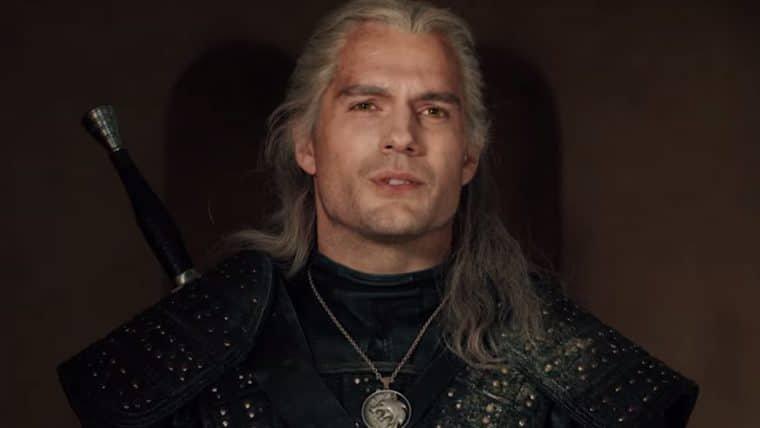 The Witcher | Henry Cavill aparece em foto inédita dos bastidores da série