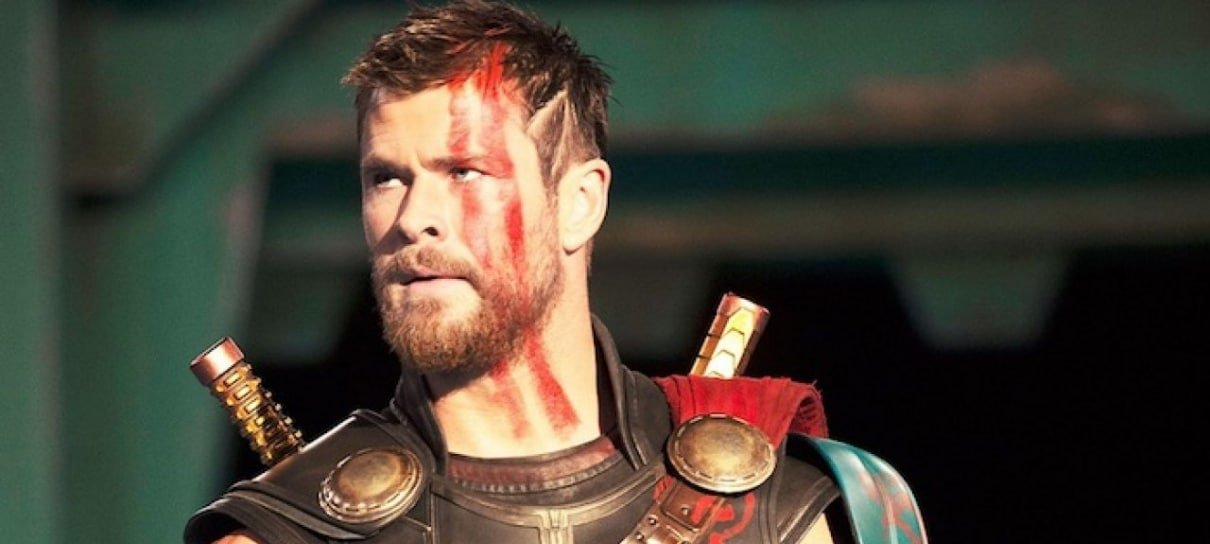 Chris Hemsworth sorteia ingressos para a premiere de Thor: Love and Thunder