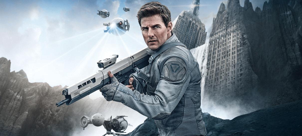 Tom Cruise e Elon Musk querem gravar um filme no espaço, diz site