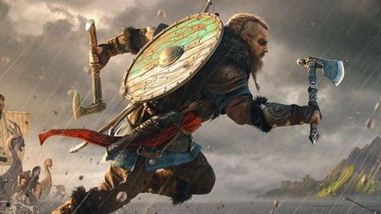 Trailer de Assassin's Creed Valhalla foi o mais visto na história da Ubisoft
