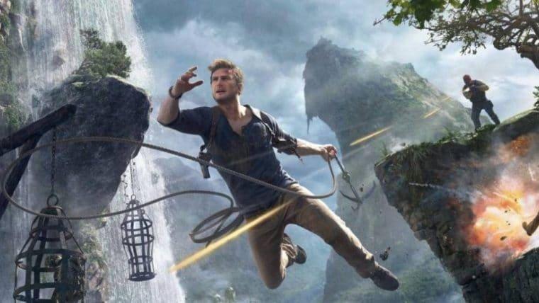 Filme de Uncharted tem data de estreia antecipada no Brasil