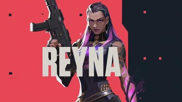 Valorant | Vídeo revela gameplay da nova personagem Reyna