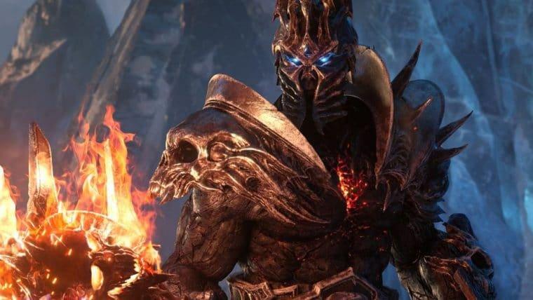 Blizzard fará transmissão online sobre World Of Warcraft: Shadowlands em junho