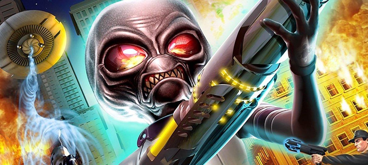 Shantae e Destroy All Humans são destaques do Games With Gold de junho