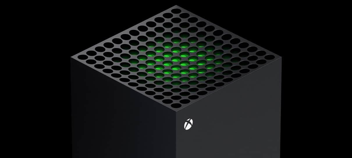 Xbox Series X terá