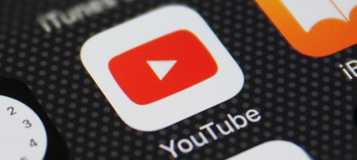 Nova função do YouTube permite que criadores separem o vídeo em capítulos