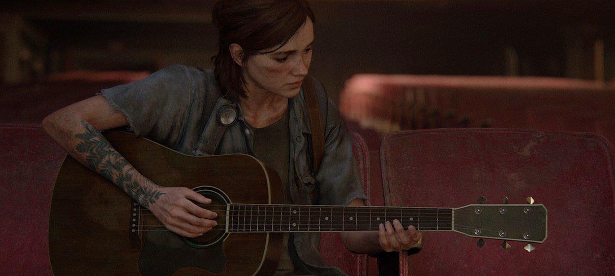12 easter eggs escondidos em The Last of Us Part II