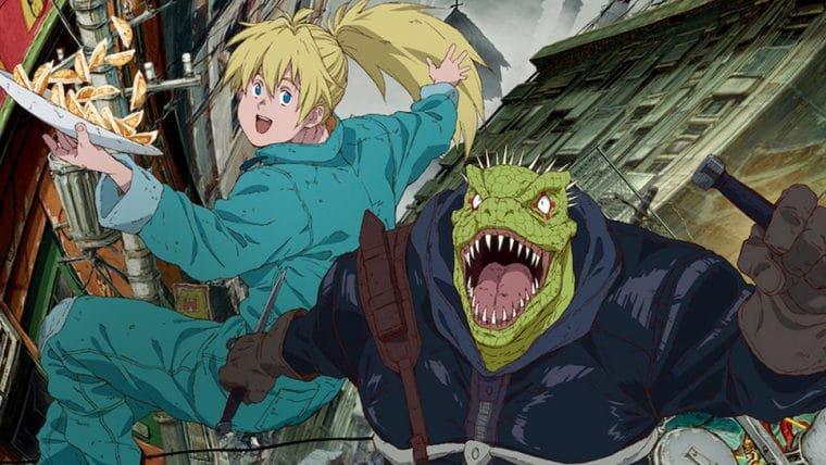 Dorohedoro é um anime cruel, com excelentes personagens e animação extraordinária