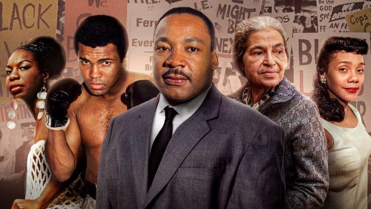 Martin Luther King e a luta contra o racismo