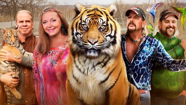 Tiger King: Exótico e Bizarro