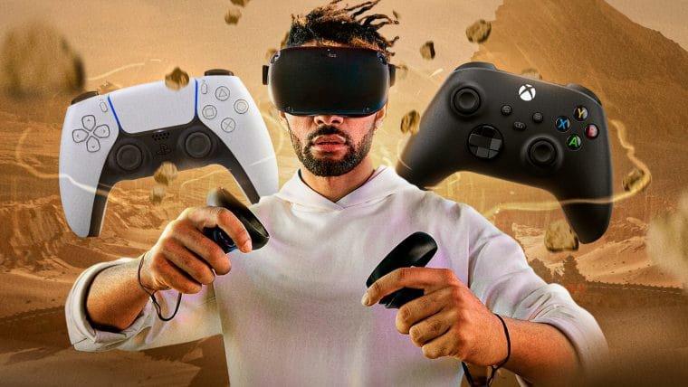 A nova geração de consoles toma forma