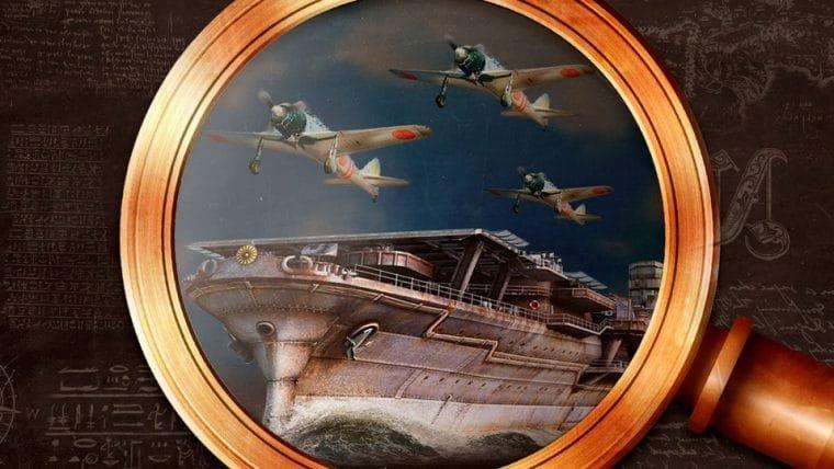 Os porta-aviões na Segunda Guerra Mundial