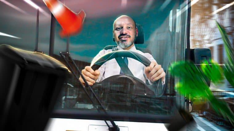 Não seja motorista, seja piloto!