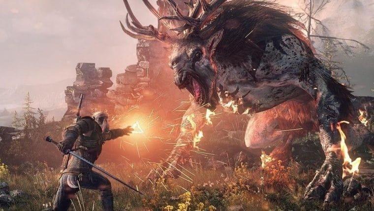 Agora você pode resgatar The Witcher 3 de graça no PC se já tiver uma cópia no PS4 ou Xbox