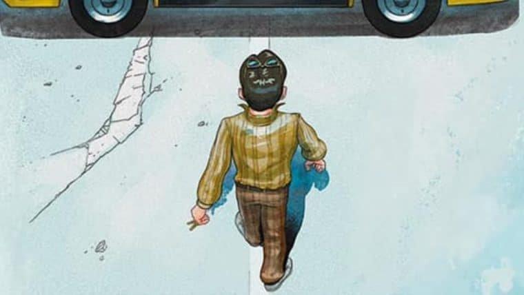 Artista brasileiro coloca Agostinho Carrara em pôster de Akira