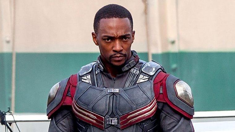 Anthony Mackie aponta falta de diversidade nas equipes de produção do Marvel Studios