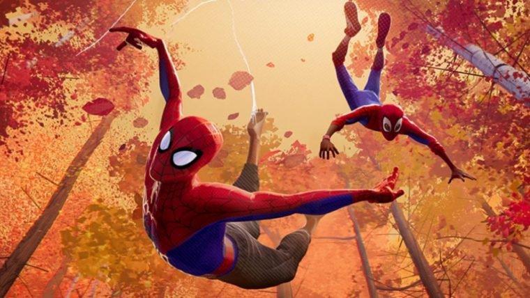 Homem-Aranha no Aranhaverso 2 já está sendo produzido