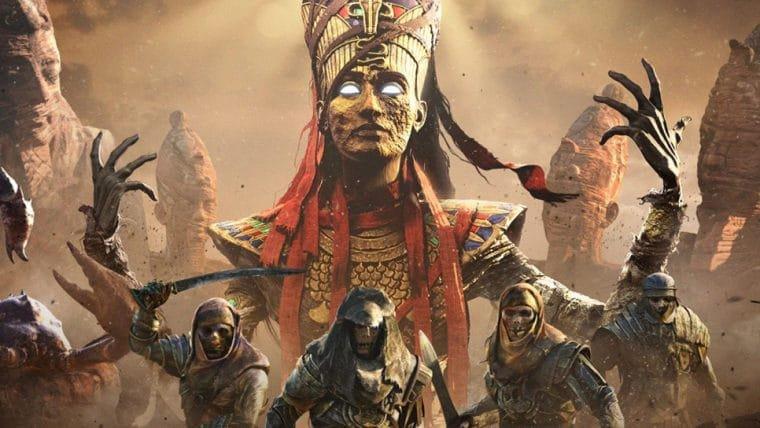 Assassin's Creed Origins estará gratuito no final de semana para PC