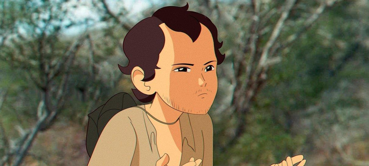 Artista brasileiro imagina personagem de O Auto da Compadecida no estilo do Studio Ghibli