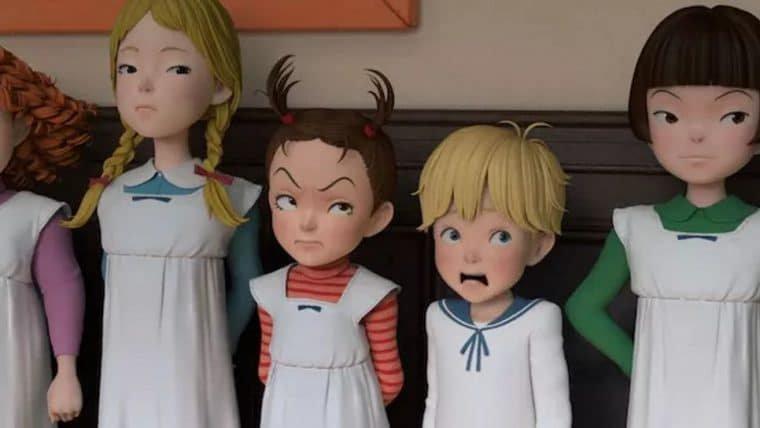Confira as primeiras imagens do longa inteiramente em CG do Studio Ghibli
