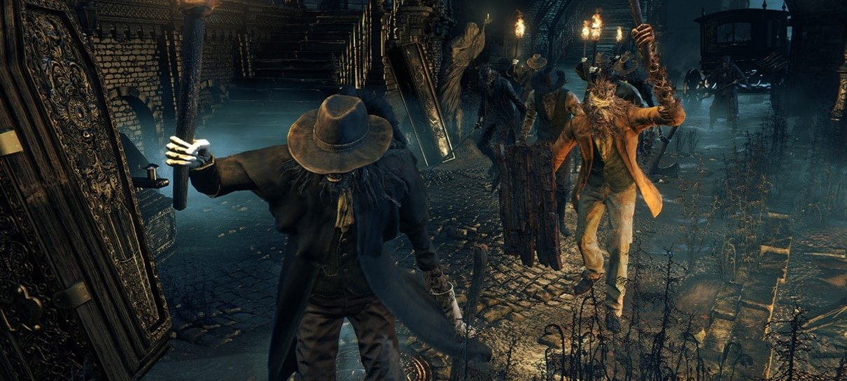 Bloodborne será remasterizado para PC e PlayStation 5, aponta novos rumores