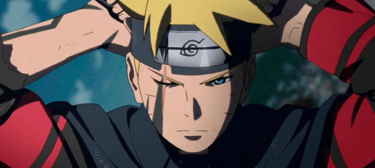 Boruto   Anime ganha data de retorno