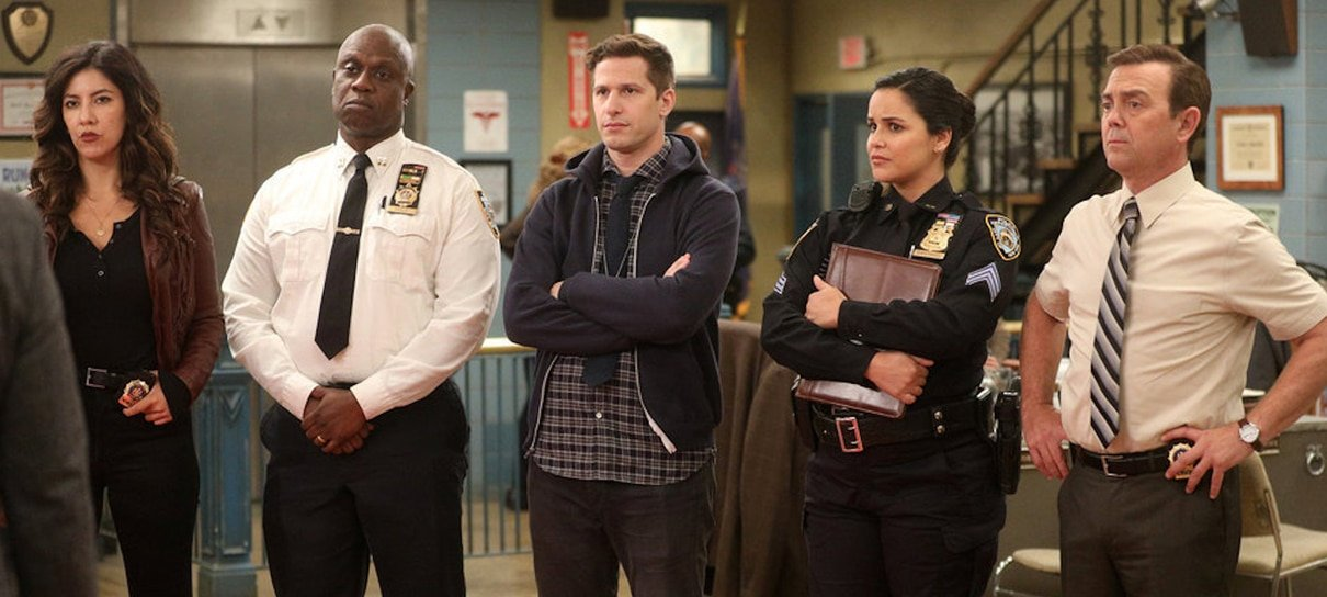Brooklyn Nine-Nine | Quinta temporada será exibida no Warner Channel