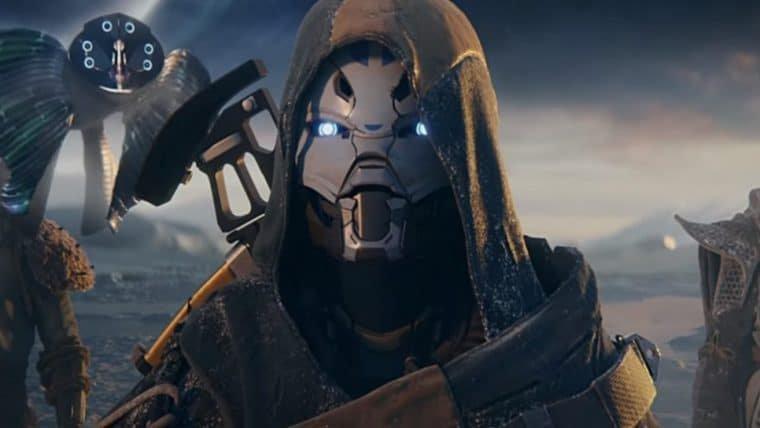 Bungie anuncia três expansões de Destiny 2