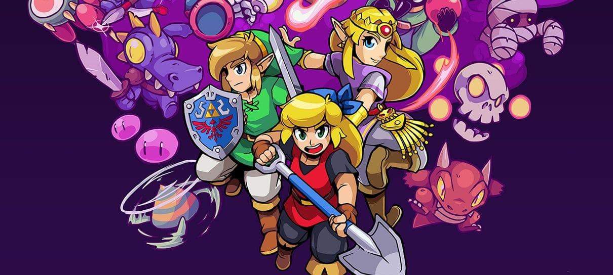 Cadence of Hyrule é um dos melhores spin-offs de The Legend of Zelda