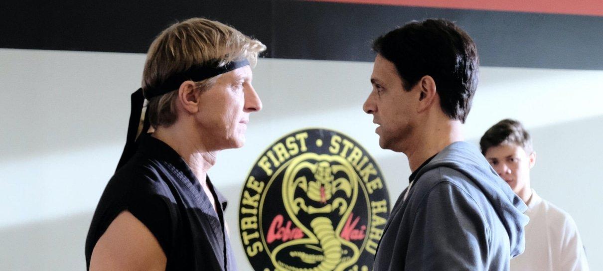 Cobra Kai | Netflix compra os direitos da série e lançará a terceira temporada
