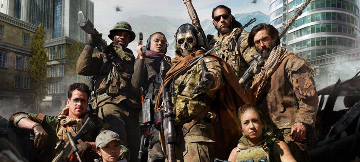 Call of Duty: Warzone | Modo para 200 jogadores pode ser implementado em breve