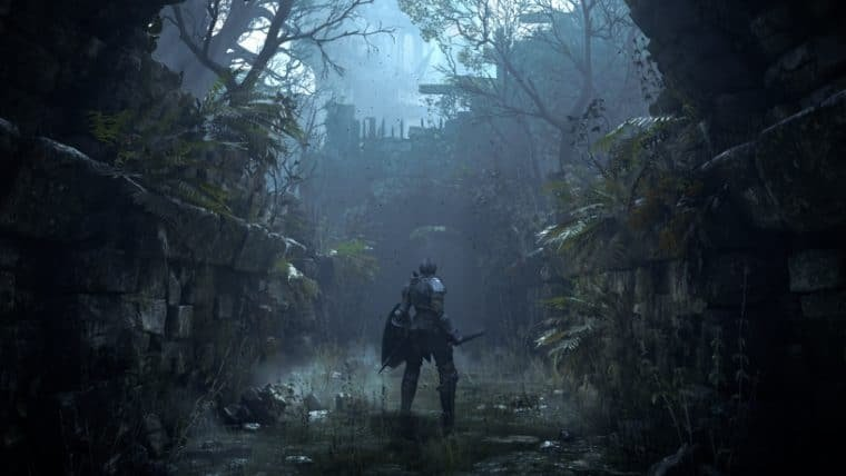 Demon's Souls | Novas imagens mostram a qualidade gráfica do remake